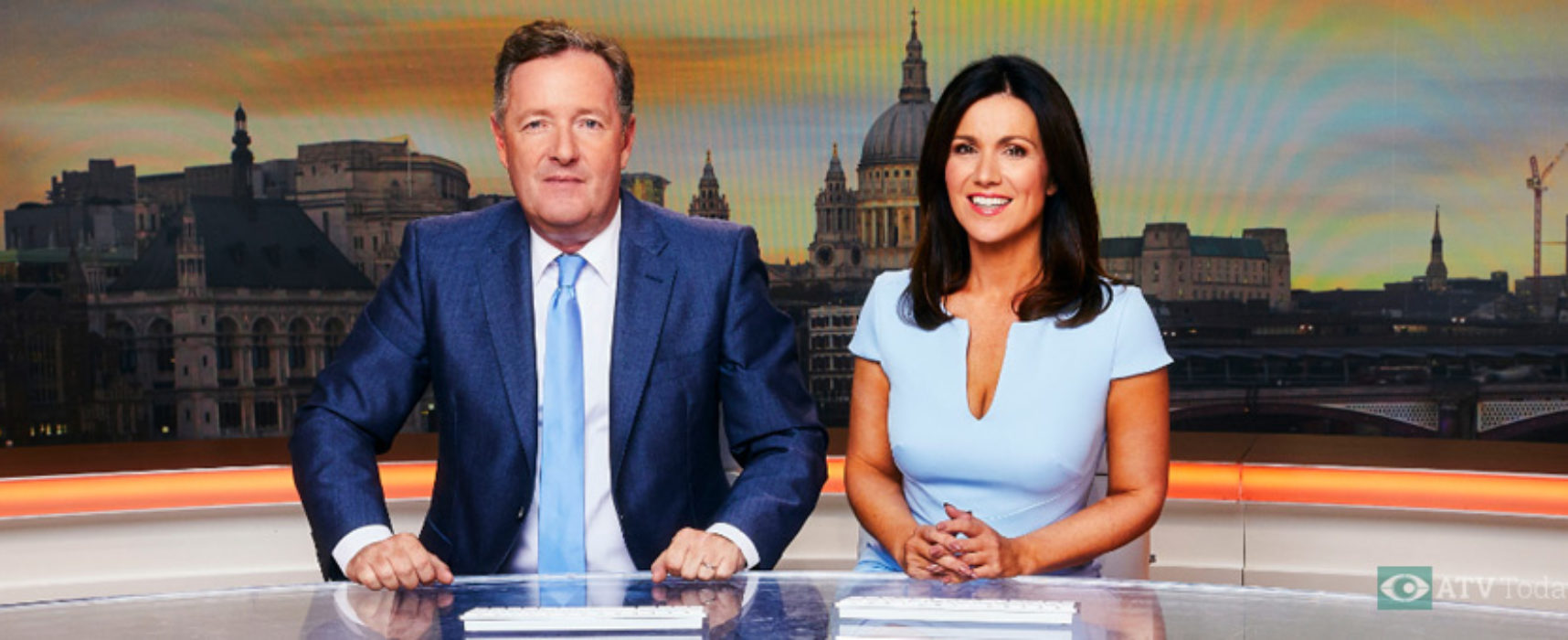 ITV News branding confuses Good Morning Britain viewers