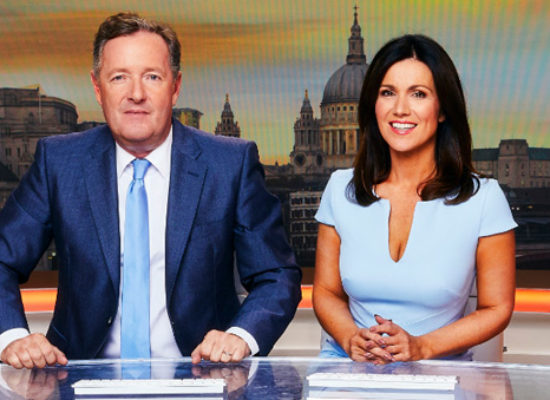 Good Morning Britain Oscars special provides boost for BBC Breakfast