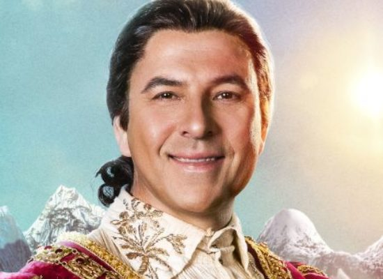 David Walliams and Sian Gibson discover life isn't that great for Cinderella