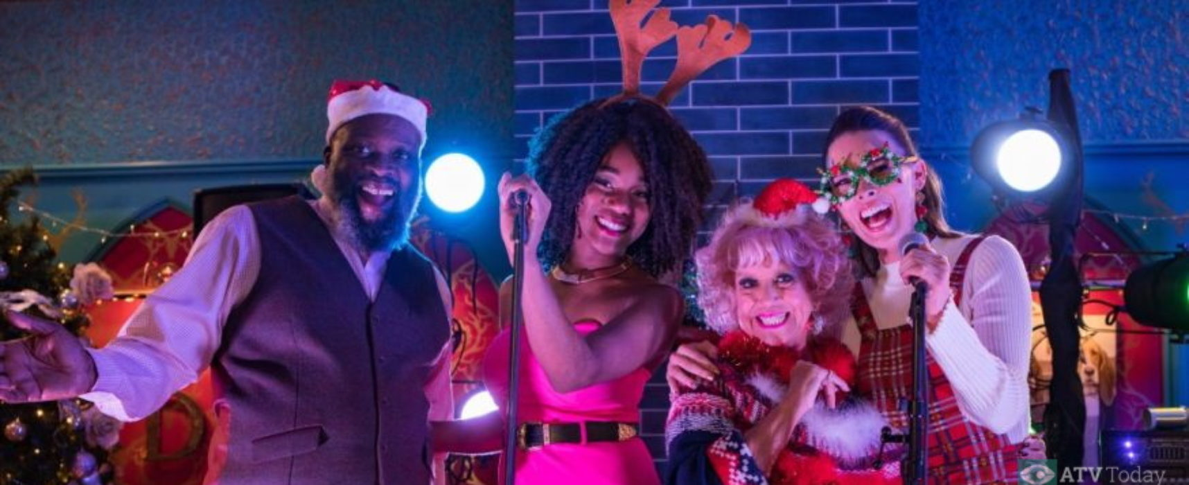 All 4 Hollyoaks boxset gives festive episodes preview