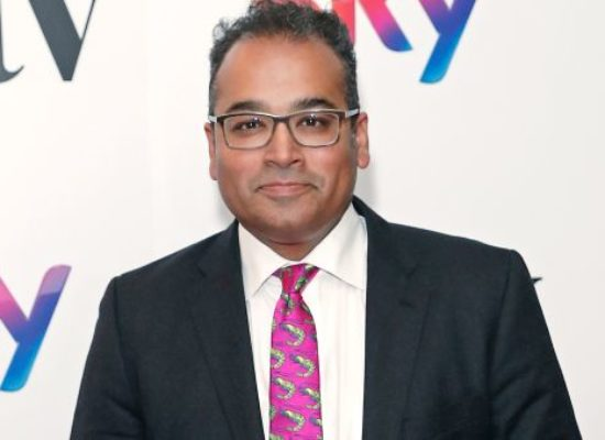 Krishnan Guru-Murthy oversees Channel 4's Labour leadership debate
