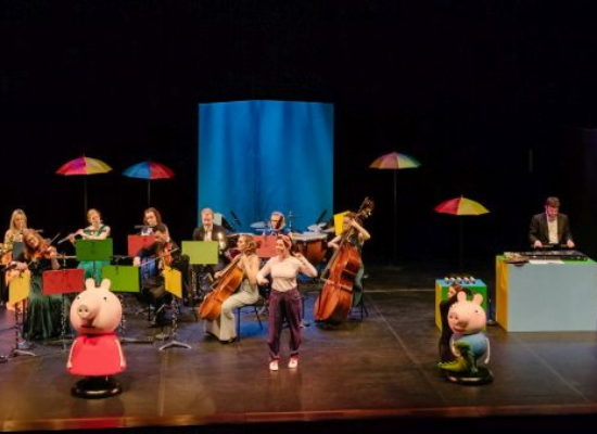 Peppa Pig: My First Concert Embarks on UK Tour