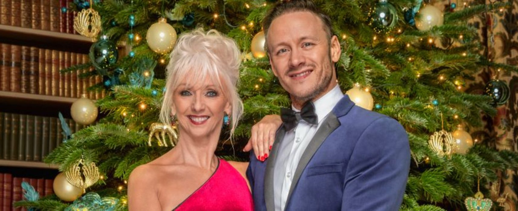 Debbie McGee wins Strictly Christmas special