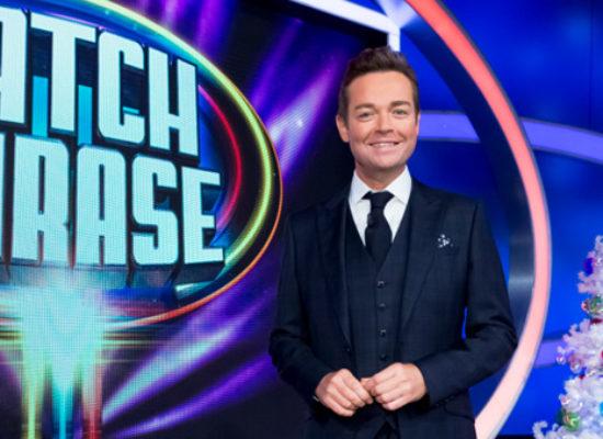Sophie Ellis-Bextor, Sean Fletcher and Ryan Thomas take on the catchphrases