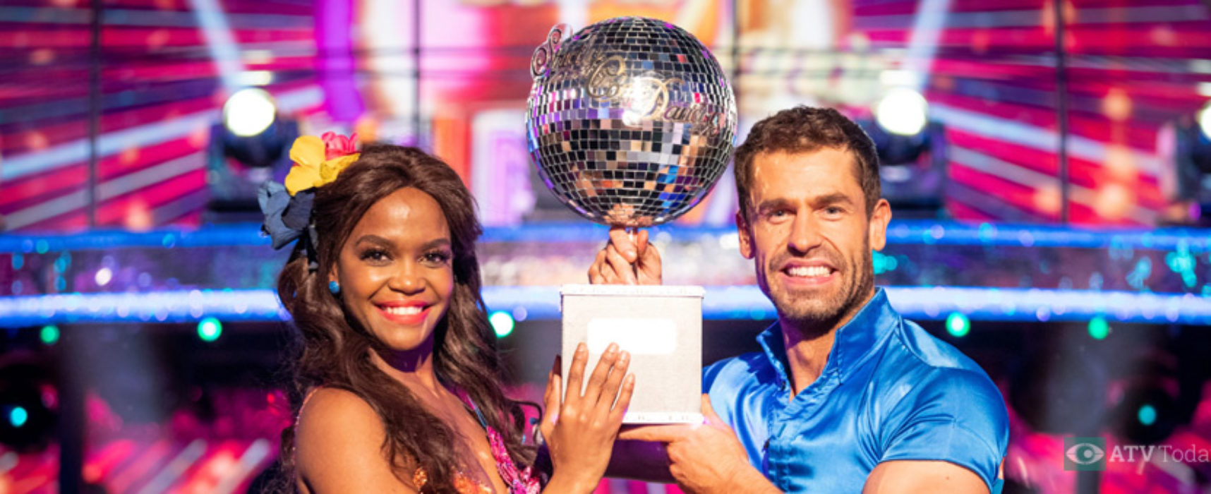 Oti Mabuse to visit South Africa in BBC One special