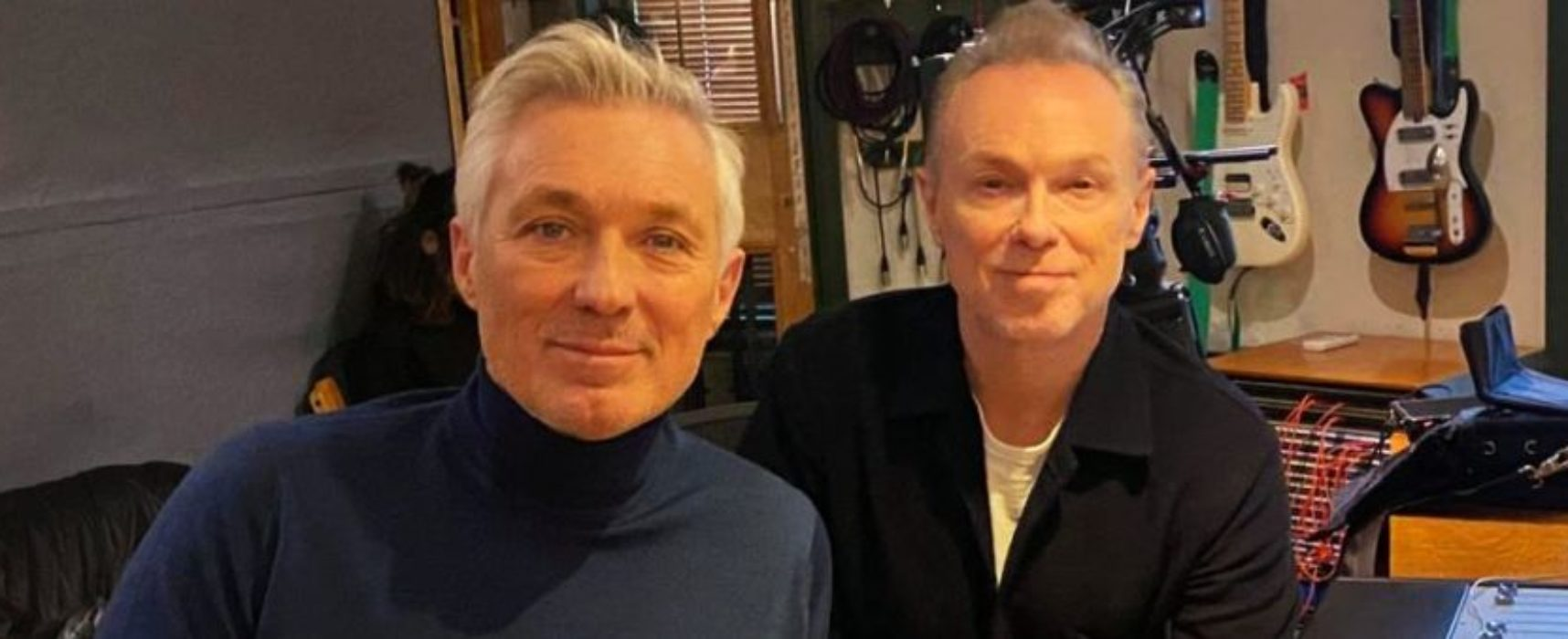 Spandau Ballet brothers for spoof BBC documentary