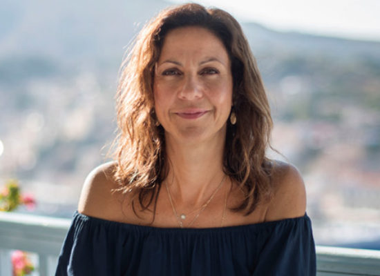 Julia Bradbury takes another Greek adventure with ITV