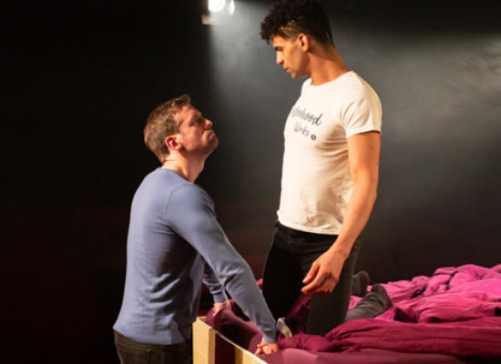 Tom Wright's tender love story Undetectable opens next month for a spring season