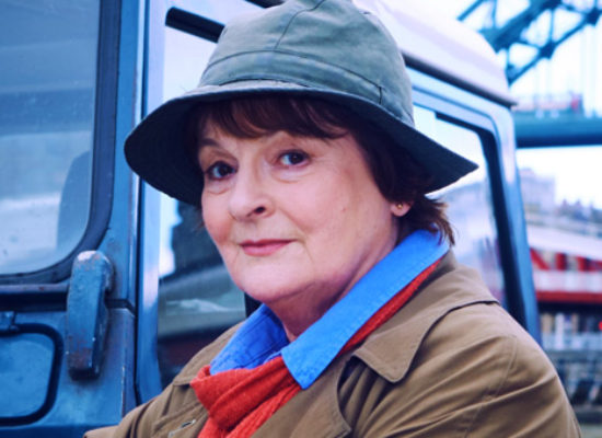 Brenda Blethyn ponders another grim case as Vera