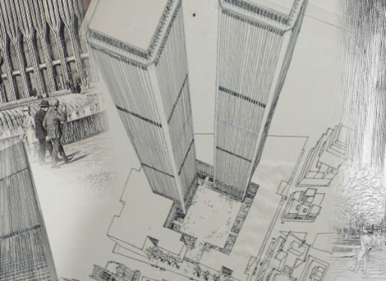Original WTC drawings go on sale for $1.5m