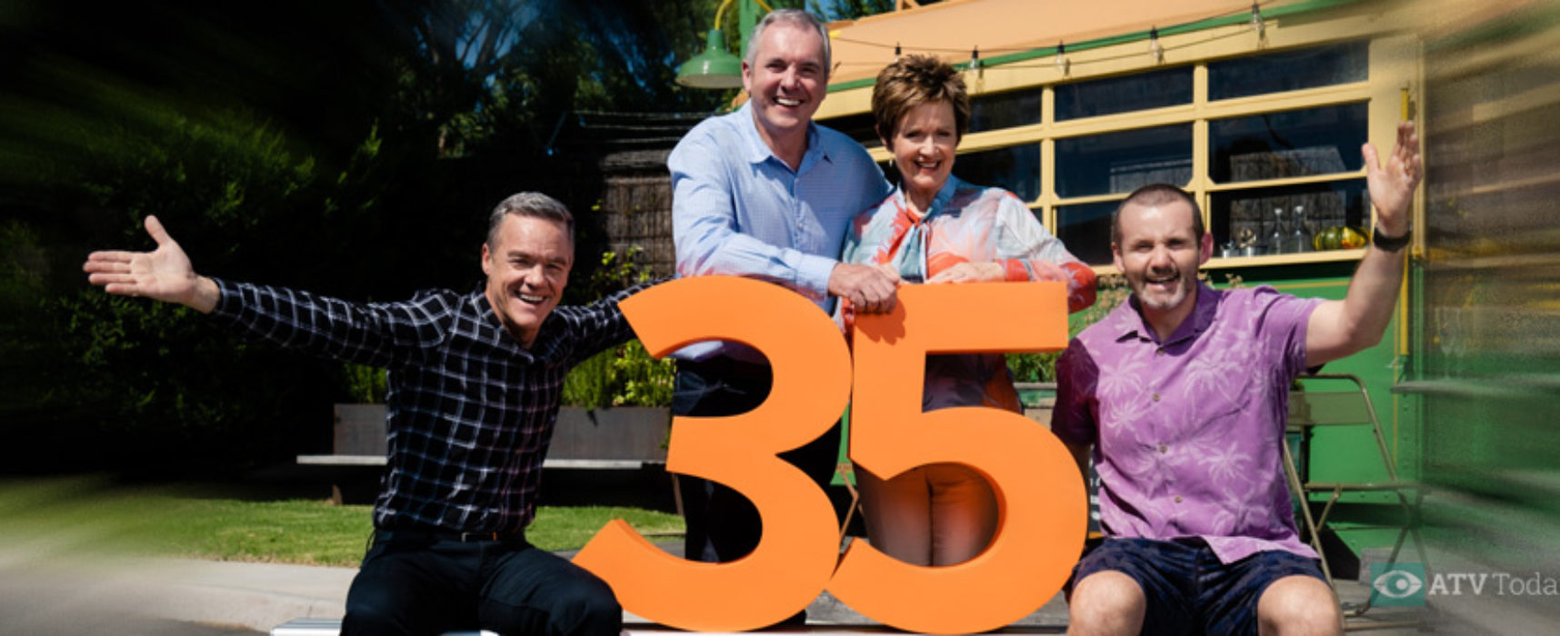 Neighbours goes primetime for 35th Anniversary