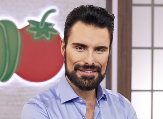 Rylan Clark-Neal reopens the Ready Steady Cook kitchens