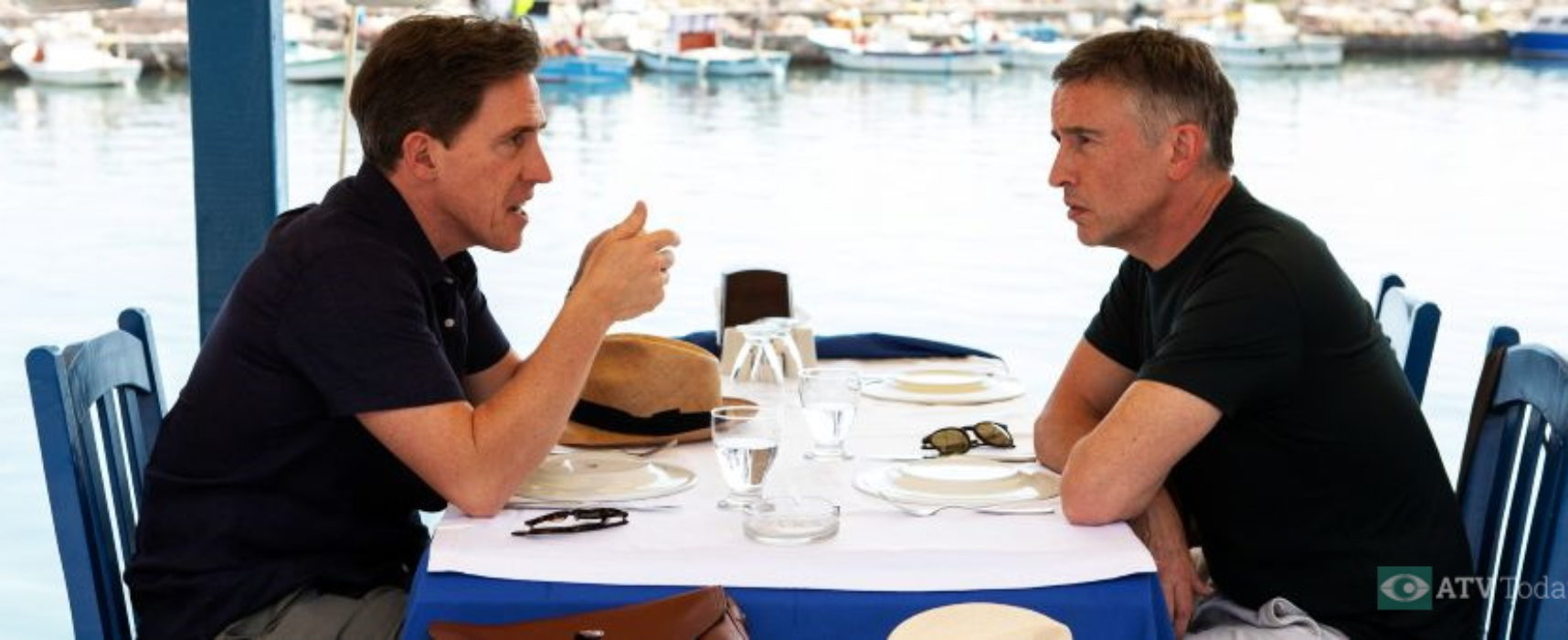 Steve Coogan and Rob Brydon return to Sky One with The Trip