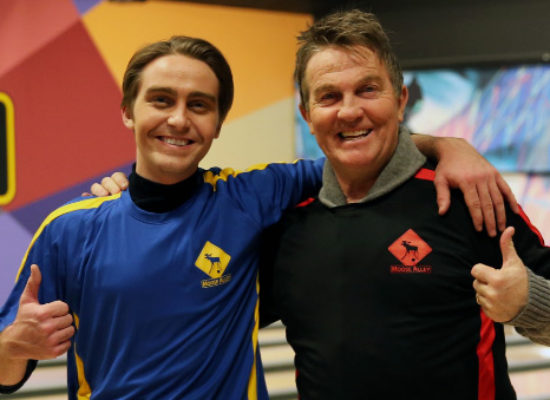It's the end of the road for Bradley Walsh and Son