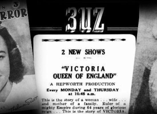 Did you know Australian radio producer Reg Hepworth?