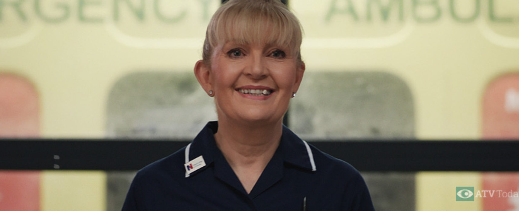 Cathy Shipton wanted 'Duffy to die' in Casualty departure