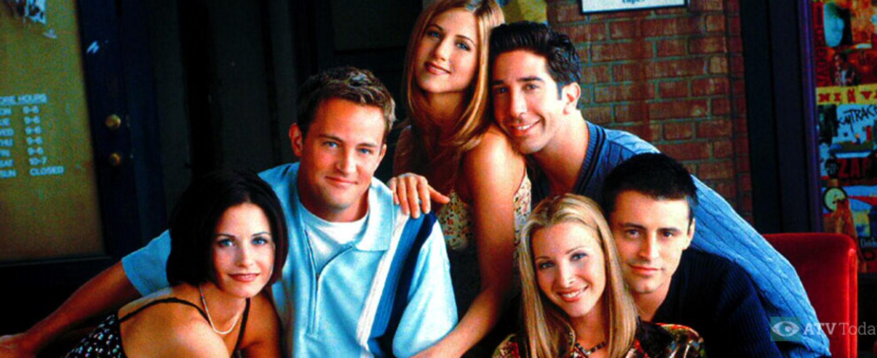 TV Weekly: Friends Reunited