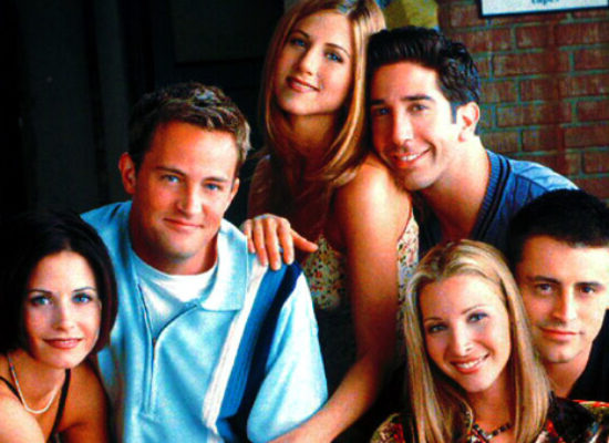 TV Weekly: Friends Reunited
