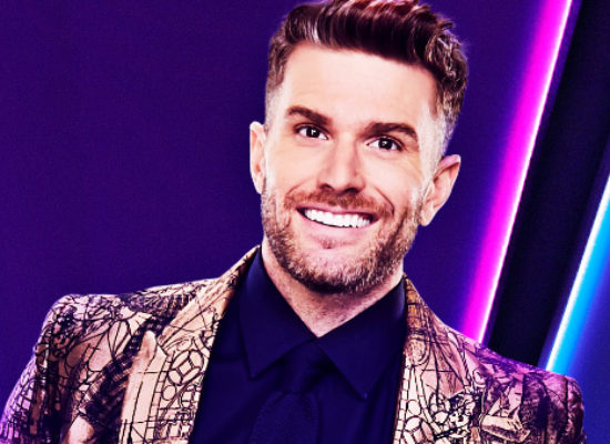 Joel Dommett 'petrified' of slipping out a Masked Singer name