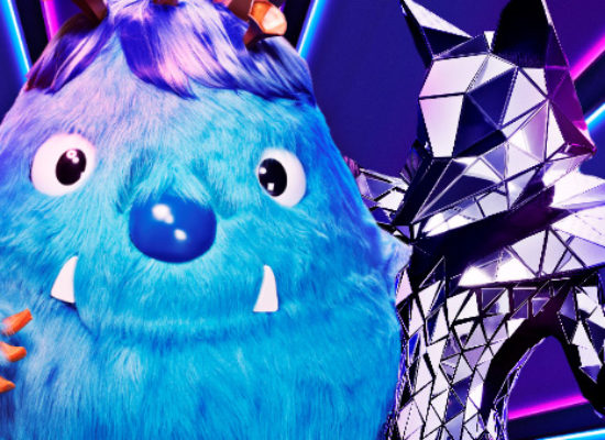 Denise Van Outen and CeeLo Green talk The Masked Singer