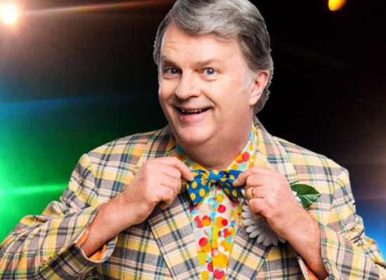Paul Merton, Michael Ball and Rita Simons star in Hairspray the Musical