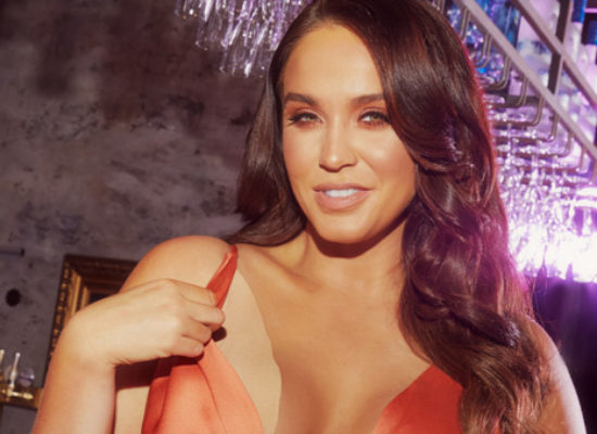 Vicky Pattison becomes celebrity brand ambassador for Perky Pear Lift & Shape Tape
