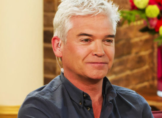 ITV star Phillip Schofield announces he's gay