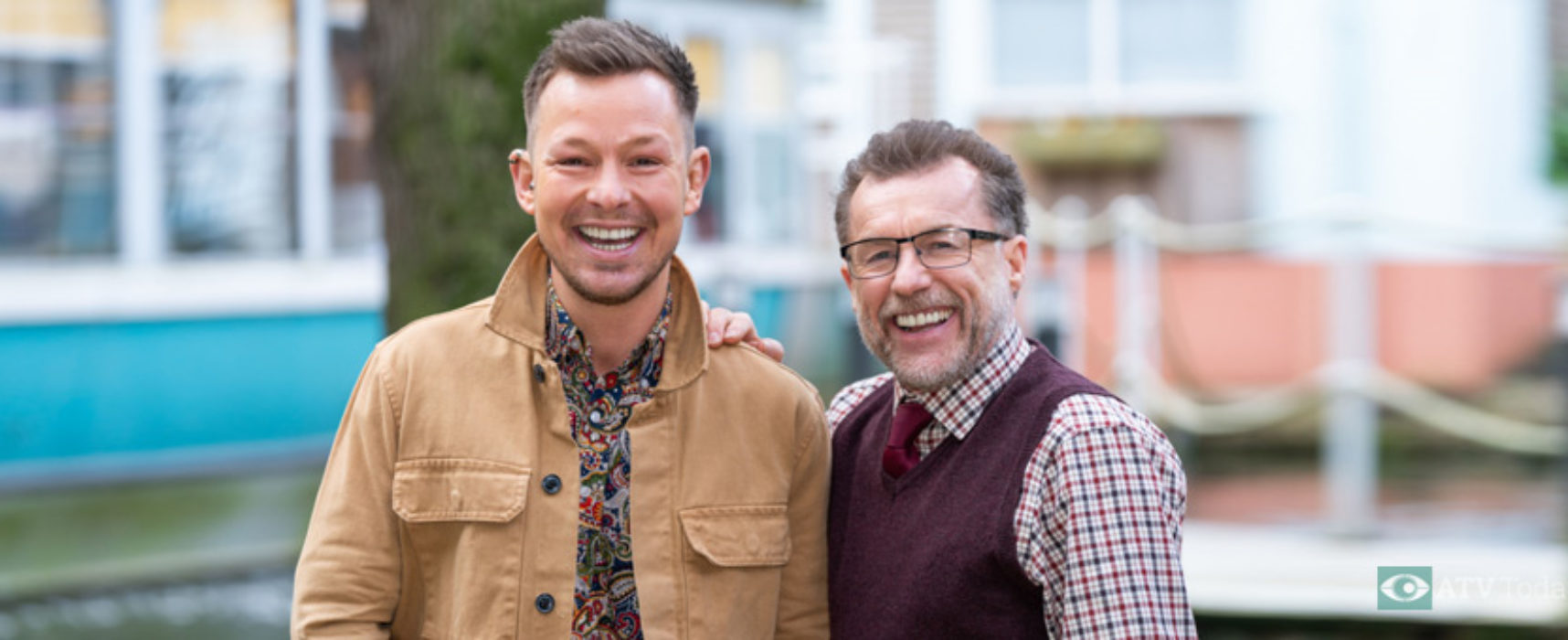 Chris Quinten and Diana Weston join Hollyoaks