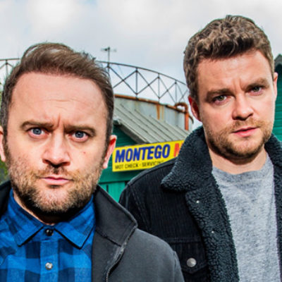 River City: Bob and Angus in grave danger