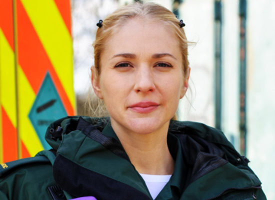 Career or parenthood is the tough decision for Ruby in Casualty