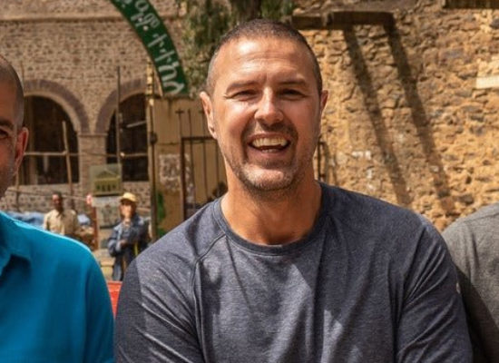 Paddy McGuinness, Freddie Flintoff and Chris Harris take Top Gear to BBC One