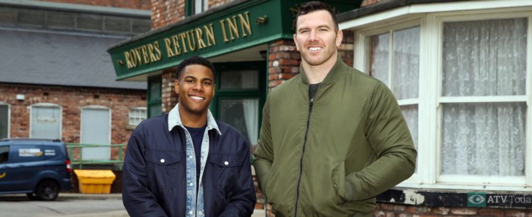 Keegan Hirst gives support to Coronation Street plot