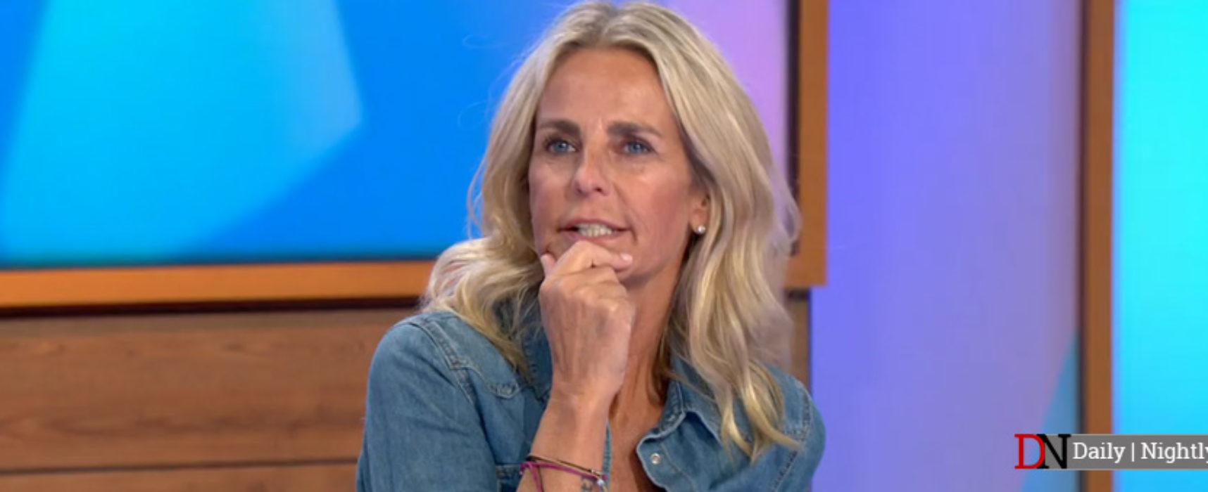 Ulrika Jonsson ponders getting back into sex