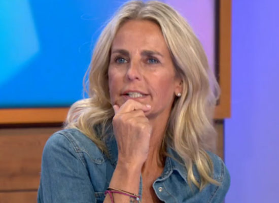 Ulrika Jonsson ponders getting back into sex