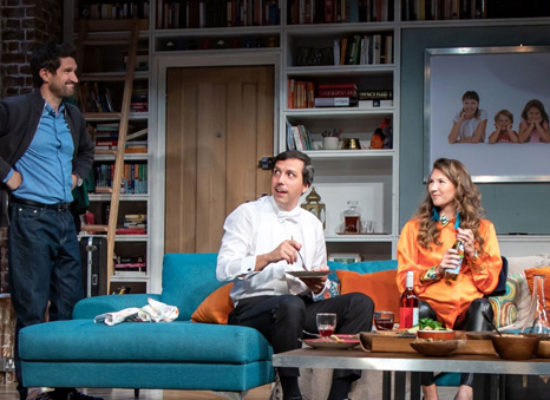 Cast announced for UK tour of What's In A Name?