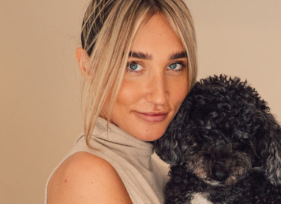 Pet Anxiety Month supported by Megan McKenna