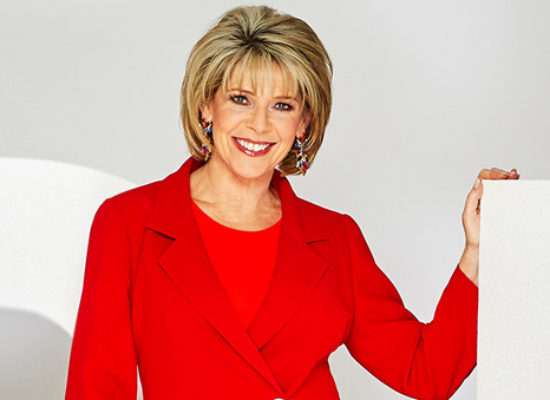 Ruth Langsford is happy to turn 60
