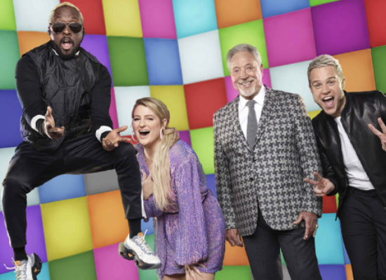 The Voice UK finalises contestants for The Knockout rounds
