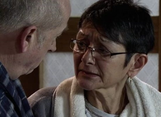 Corrie stars make video to help domestic abuse sufferers