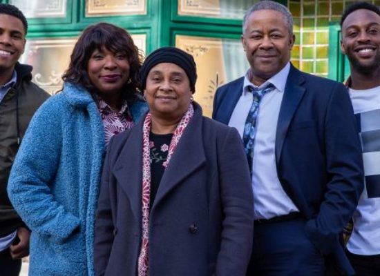 Doreen Lawrence gives script advice for Corrie racial plot