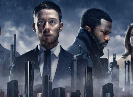 Sky Atlantic celebrate Gangs of London ratings success