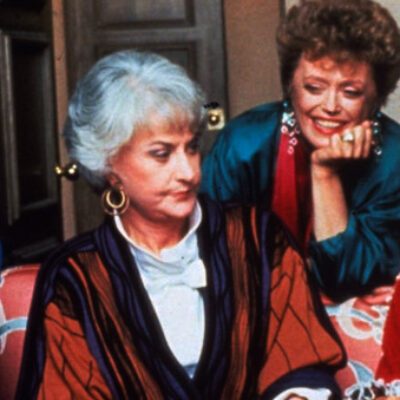 The Golden Girls to end on Channel 5
