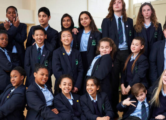 Channel 4 return to the school that tried to end racism