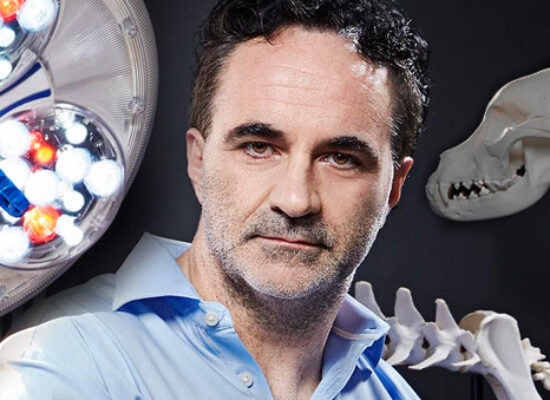 Noel Fitzpatrick revisits some of his best remembered Supervet cases