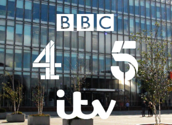 Broadcasters unite to celebrate UK television with promo