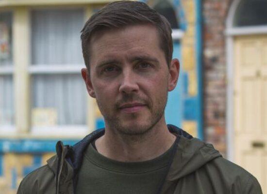 Gareth Pierce replaces Bruno Langley as Todd Grimshaw in Coronation Street