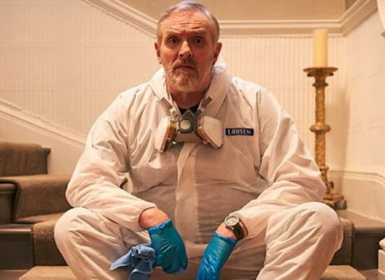 Greg Davies to star in BBC One sitcom The Cleaner