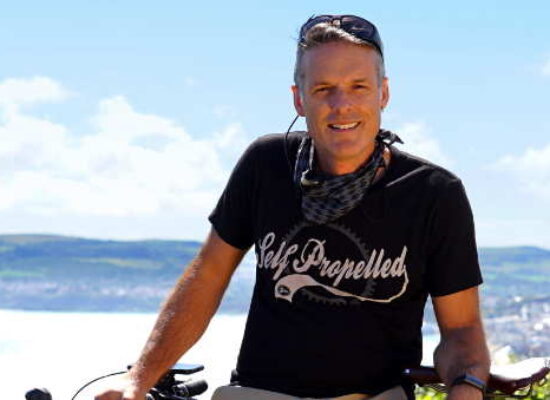 Nick Baker Invites Travellers to Take an Idyllic Cycle Tour of the Isle of Wight