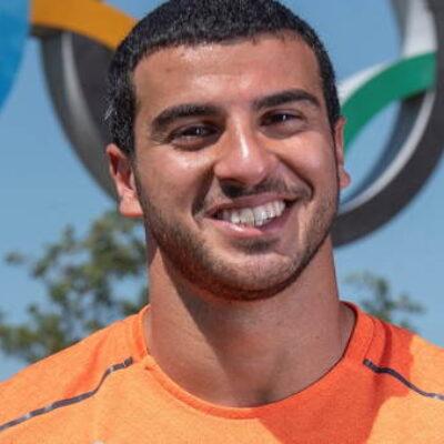 Olympic sprinter Adam Gemili supports dementia walk