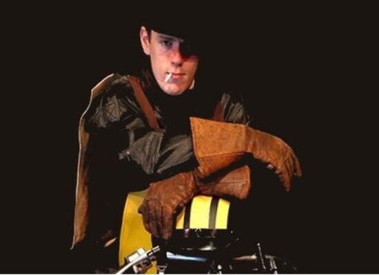 Audio release for Dare Devil Rides to Jarama